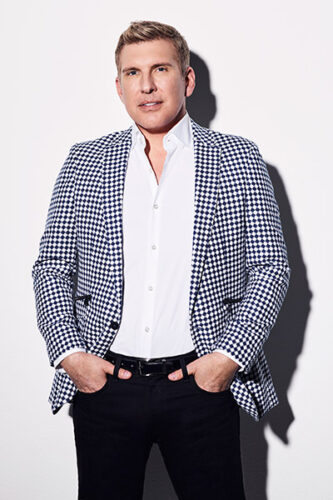 Todd Chrisley, photographed for season 4 of Chrisley Knows Best