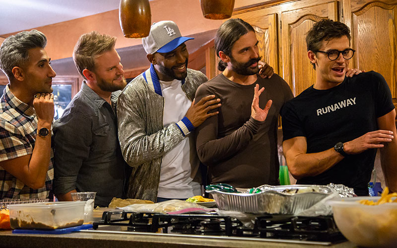 How Queer Eye's editors work together to 'help the audience connect with the hero'