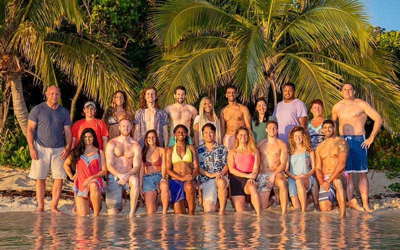 Survivor 39 cast, Survivor Island of the Idols cast