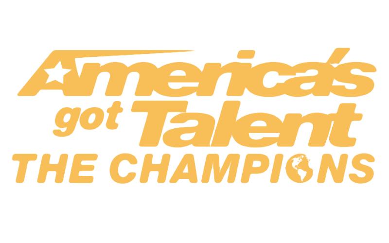 America's Got Talent: The Champions logo