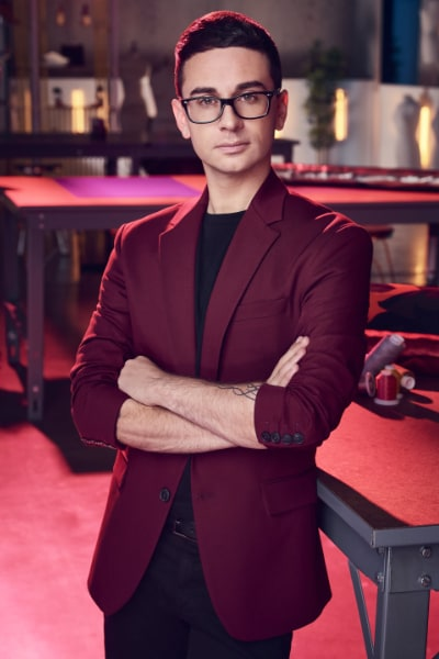Christian Siriano returns to mentor designers on Project Runway 18