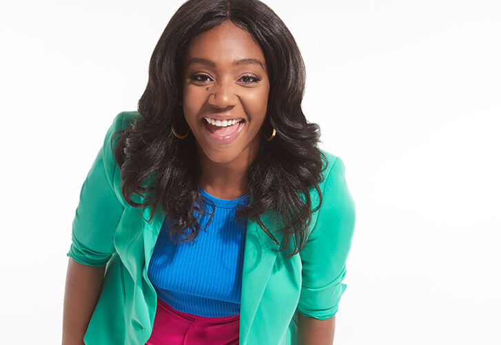 Tiffany Haddish, host of ABC's revival of Kids Say the Darndest Things