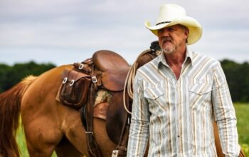 Trace Adkins hosts the new competition Ultimate Cowboy Showdown