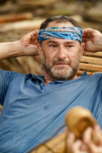 Dan Spilo on Survivor Island of the Idols episode 8