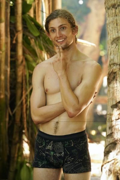 Jack Nichting on Survivor Island of the Idols episode 5
