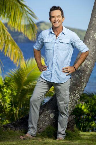 Survivor host and showrunner Jeff Probst