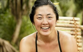 Kellee Kim on Survivor Island of the Idols episode 4
