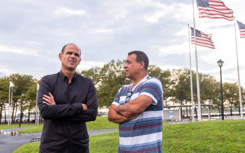 Marcus Lemonis and Jimmy Alario on The Profit