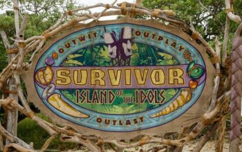 Survivor: Island of the Idols logo