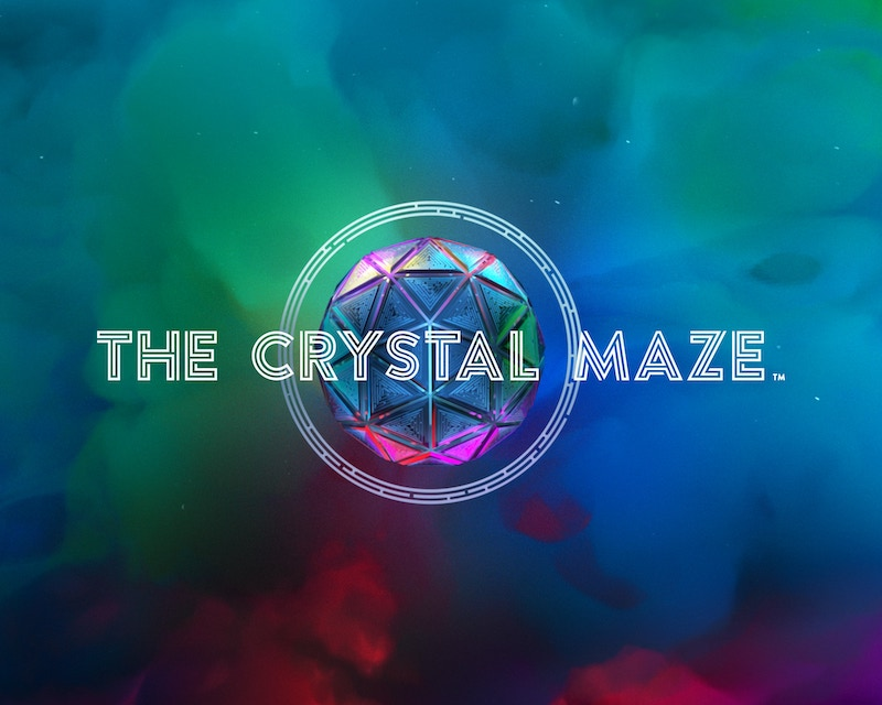 Nickelodeon's The Crystal Maze