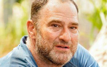 Dan Spilo during Survivor: Island of the Idols episode 7