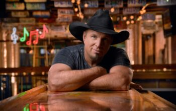 """Garth Brooks, whose story is told in the two-part A&E Biography special """"Garth Brooks: The Road I'm On"""""""