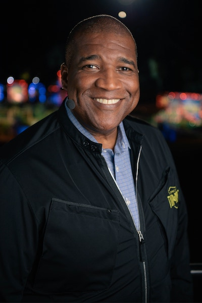 Curt Menefee, the best host in the United States