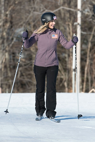 Clare Crawley on The Bachelor Winter Games