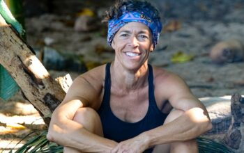 Denise Stapley on episode two of Survivor: Winners at War