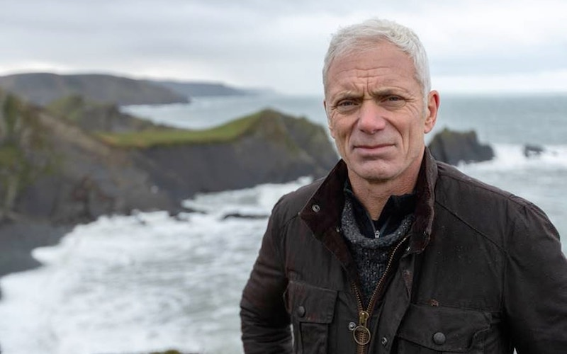 Jeremy Wade, host of Science Channel's Mysteries of the Deep and former host of Animal Planet's River Monsters