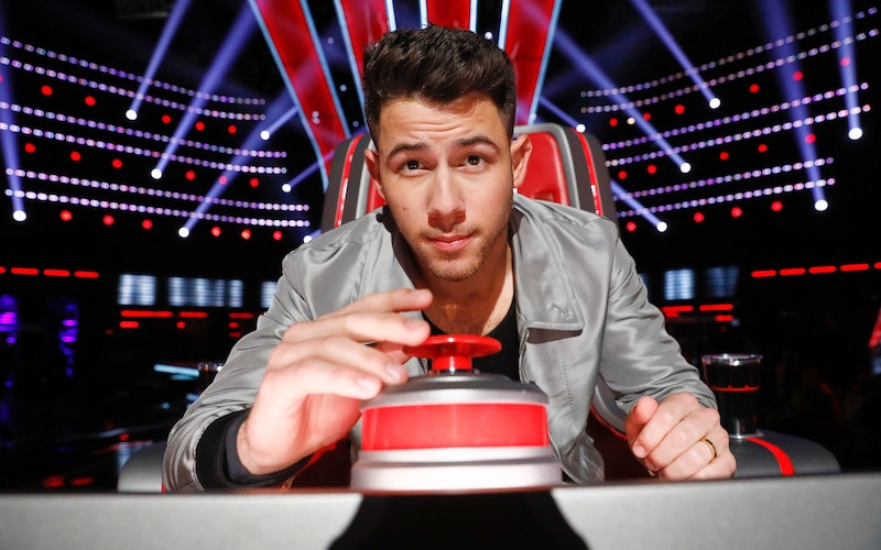 Nick Jonas is The Voice's newest coach