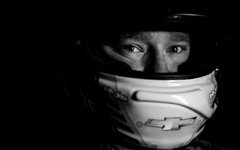 Tyler Reddick, one of the drivers featured in NASCAR All In: Battle for Daytona