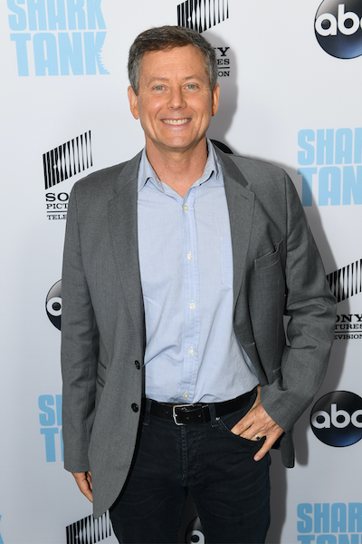 Clay Newbill, Shark Tank's executive producer and showrunner, at a 2016 event.