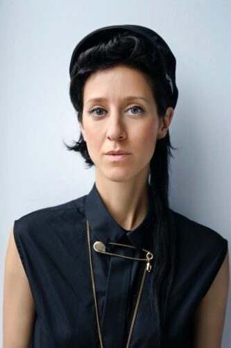 Making the Cut designer Esther Perbrandt