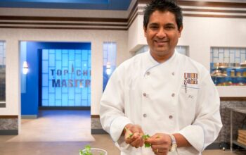 Top Chef Masters 3 winner Floyd Cardoz