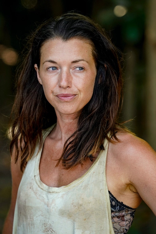 Parvati Shallow on Survivor Winners at War episode 6.