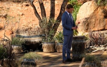 The Bachelor returns to where it began for its finale, to see what happens to sad Peter Weber