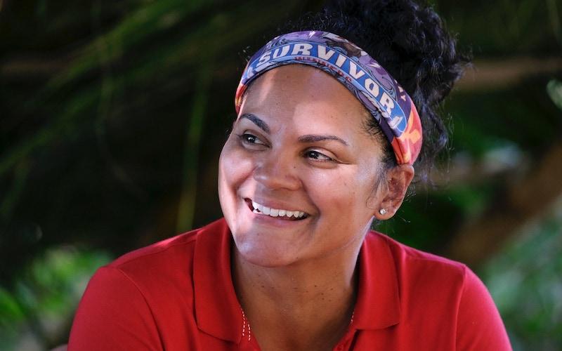 Sandra Diaz-Twine is returning to Survivor!