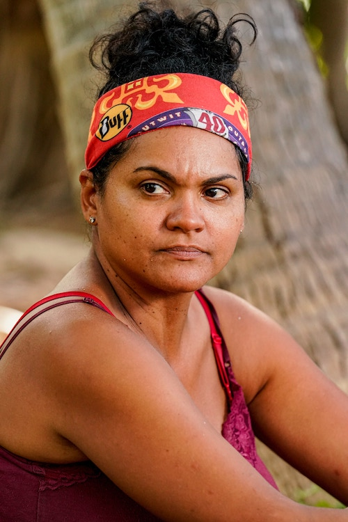 Sandra Diaz-Twine on Survivor Winners at War episode 5