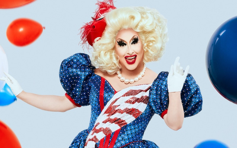 Sherry Pie, who was disqualified from RuPaul's Drag Race season 12