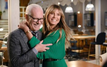 Tim Gunn and Heidi Klum on Making the Cut