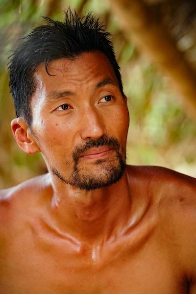 Yul Kwon on Survivor: Winners at War episode 4