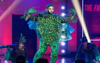 "Daniel Franzese dances to Bananarama's ""Venus"" in the April 1 episode of The Funny Dance Show"