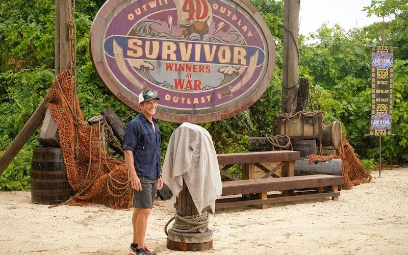 Jeff Probst on the premiere of Survivor season 40