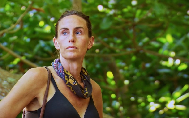 Kim Spradlin during Survivor: Winners at War episode 12