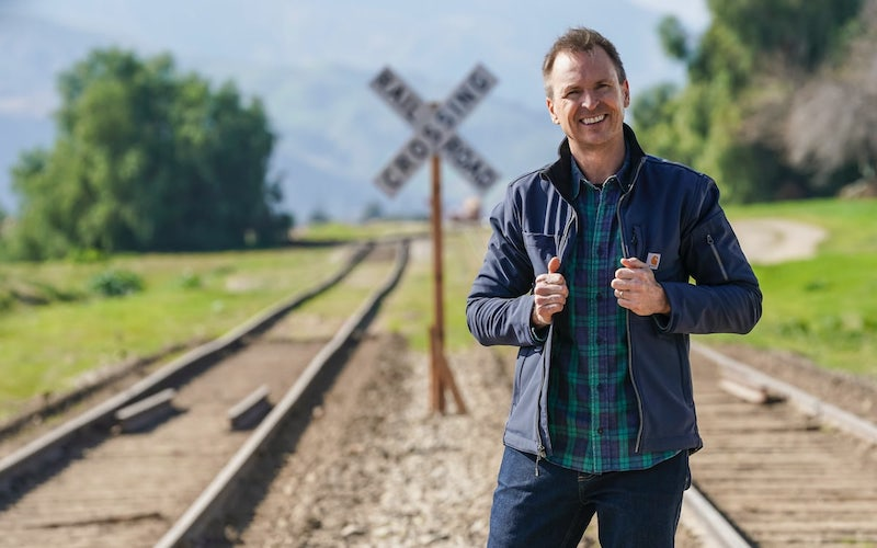 Tough as Nails host Phil Keoghan