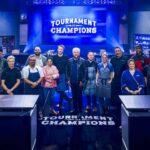 The chef contestants of Tournament of Champions season 1