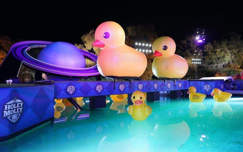Putter Ducky, a new hole on Holey Moley season 2