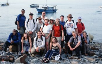 The cast of Survivor Borneo before the start of their 39-day adventure