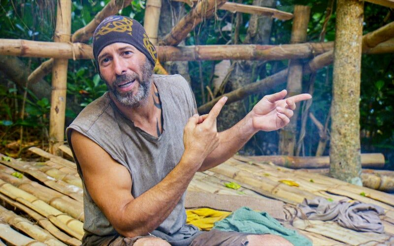 Survivor season 40 winner Tony Vlachos during the finale