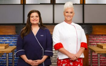 Alex Guarnaschelli joins Anne Burrell on Worst Cooks in America season 20