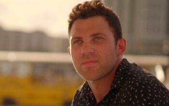 Alex Kompothecras, star of Siesta Key
