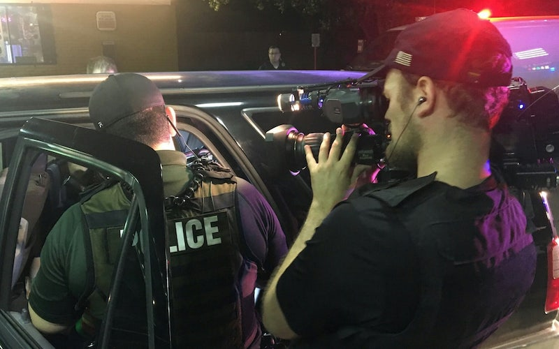 From Cops to Big Brother to Live PD, reality TV is a big part of the problem