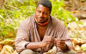 Jamal Shipman on Survivor: Island of the Idols