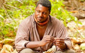 Jamal Shipman on Survivor: Island of the Idols