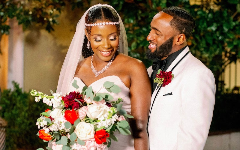 Amani and Woody, two of the people who agreed to get married to a stranger on Married at First Sight season 11.