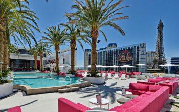 Drai's Beach Club at The Cromwell in Las Vegas, which will be hosting CBS's Love Island season 2