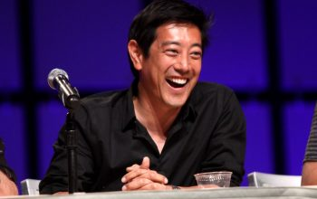 Grant Imahara at the 2013 Phoenix Comi-Con