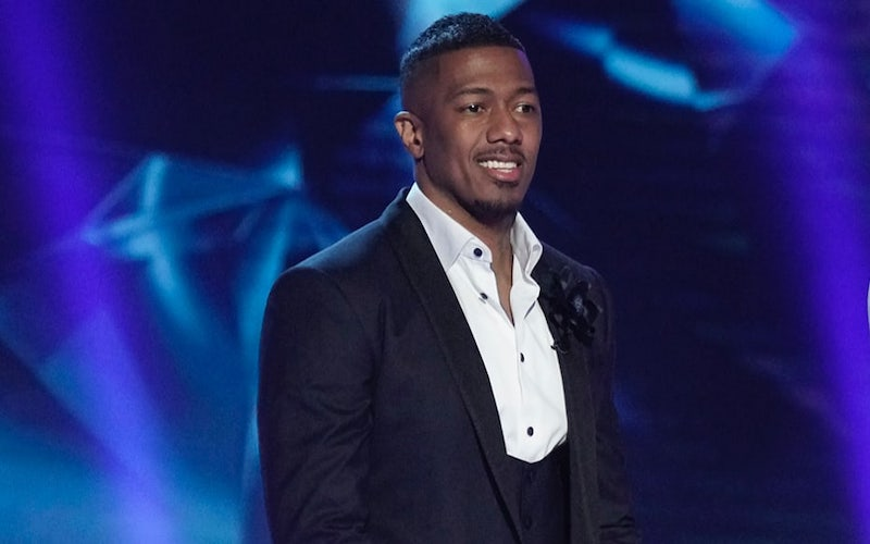 Nick Cannon, fired by VH1 for anti-Semitic comments, stays as Masked Singer host