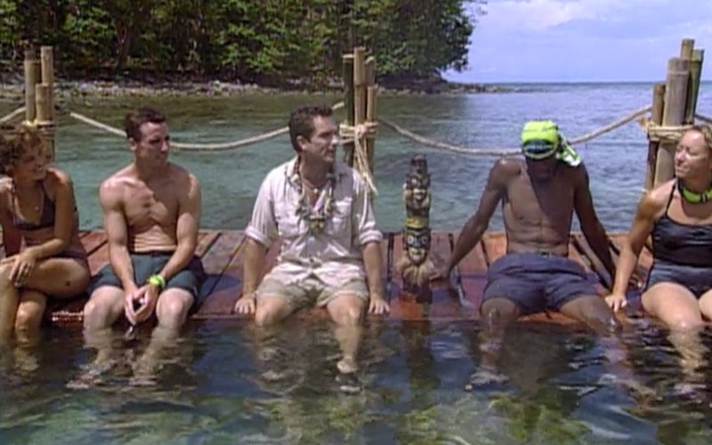 Survivor's first-ever individual immunity challenge, which, like almost everything else, was surprisingly casual.